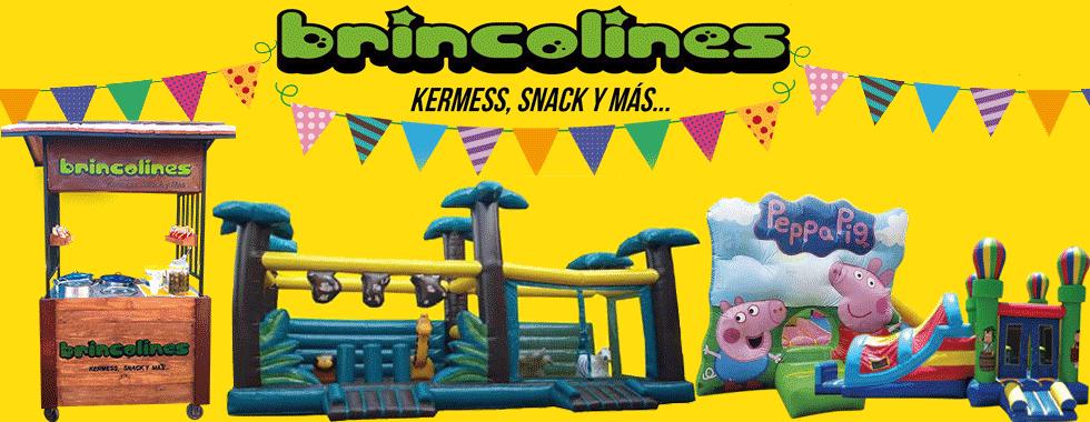 Bincolines: Kermess, Snack y Más...